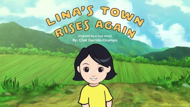 LINAS TOWN RISES AGAIN